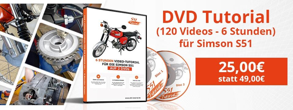 DVD Tutorial Simson S51
