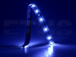 15er-LED 30cm Slim Stripes 12V (BLAU) *