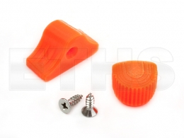 Abblend- & Blinkschalter SET (Neon Orange) S51 S53 S70 SR50 ETZ