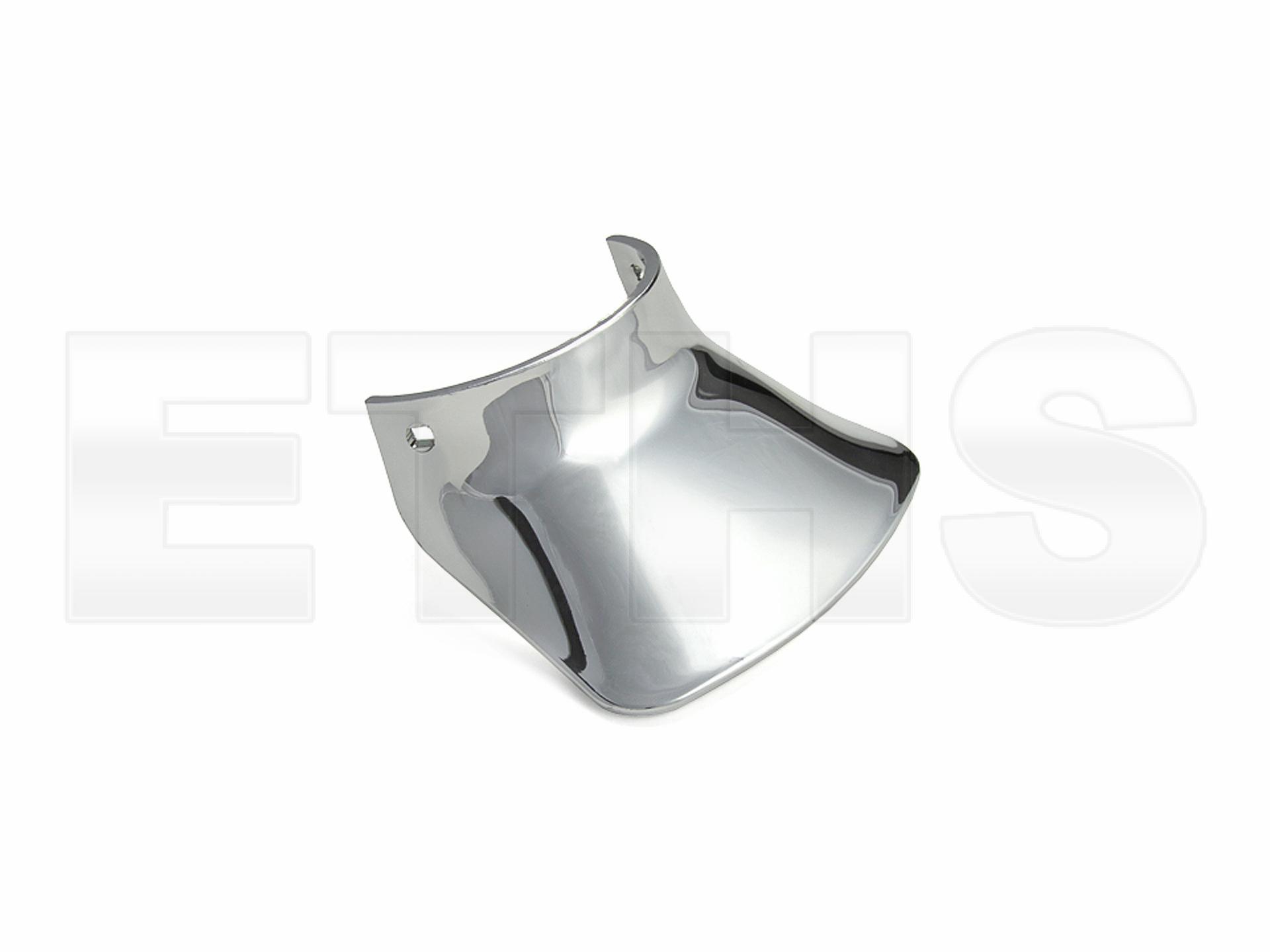 Schmutzschutz S51 S70 Spritzschutz am Schutzblech - Simson S50 Plaste