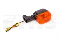 Blinker Base Orange (Eckig Carbon) Simson S53 S83 SR50 SR80